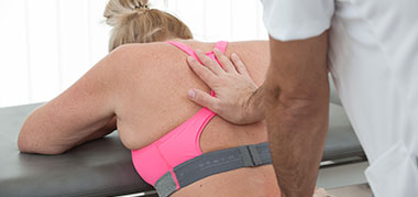 terapia manual espalda