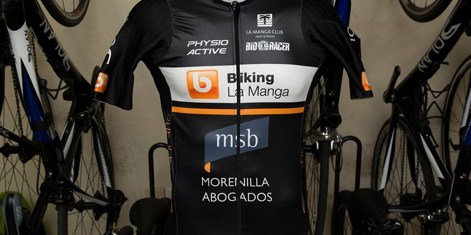 biking la manga sponsorship